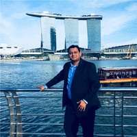 Jenish Vyas | Solutions Engineer, SE Asia and Hong Kong | EnterpriseDB » speaking at Future Energy Philippines