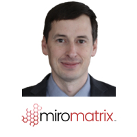 Jeff Ross | Chief Executive Officer | Miromatrix » speaking at Advanced Therapies
