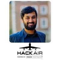 River Tamoor Baig   Founder   HackAir » speaking at Aviation Festival