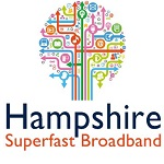 Hampshire Superfast Broadband at Connected Britain 2019