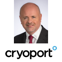 Robert Jones, VP, Global Bioservices, Cryoport Inc