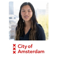 Lizann Tjon | Program Manager Smart Mobility | City of Amsterdam » speaking at World Rail Festival