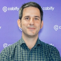 Vicente Pascual | Co-Founder And Chief Executive Officer | Cabify » speaking at MOVE
