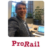 Reinout Wissenburg | Manager Strategic Sustainability | ProRail » speaking at World Rail Festival