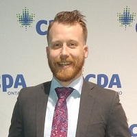Aaron Murphy at Accounting & Finance Show Toronto 2019
