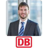 Moritz Von Bonin | Head Of Blockchain And Distributed Ledger Solutions | Deutsche Bahn » speaking at World Rail Festival