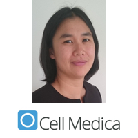 Jasmin Kee, Vice President Manufacturing Operations, Cell Medica Ltd