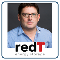 Scott Mcgregor | CEO | redT energy » speaking at Solar & Storage Live