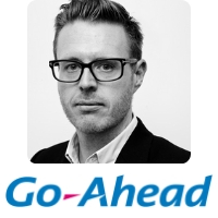 Mark Anderson | Head of Commercial Innovation | Go Ahead Group » speaking at World Rail Festival