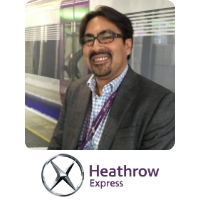 Spero Blassoples | Technology Architect | Heathrow Express » speaking at World Rail Festival