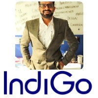 Nitin Sethi, Vice President Of Digital, IndiGo