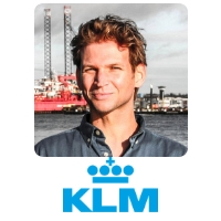 Marco Van Heerde, Head Of Mobile, KLM Royal Dutch Airlines