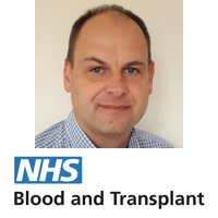 Paul Lloyd-Evans | Head Of Clinical Biotechnology Centre | N.H.S. Blood and Transplant » speaking at Advanced Therapies