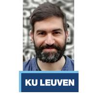 Ioannis Papantoniou | Atmp Bioprocessing Coordinator | KU Leuven » speaking at Advanced Therapies