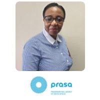 Thandeka Buthelezi | Executive Manager Customer Services | PRASA » speaking at World Rail Festival