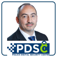 Simon Newman | Chief Strategy Officer | Police Digital Security Centre » speaking at Solar & Storage Live