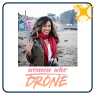 Elena Buenrostro | Founder & CEO | Women Who Drone » speaking at UAV Show