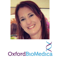 Rhian Carter, Team Leader of Process Research and Development, Oxford Biomedica