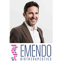 David Baram | Chief Executive Officer | Emendo Biotherapeutics » speaking at Advanced Therapies