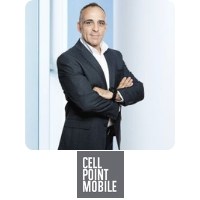Mike Lambrou | Vice President Sales, Ground And Sea | CellPoint Mobile » speaking at World Rail Festival
