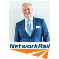 Andrew Haines, Chief Executive, Network Rail