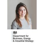 Aimee Betts-Charalambous | Technology Innovation Lead | Department For Business Energy And Industrial Strategy » speaking at Connected Britain
