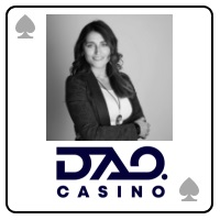 Aleksandra Fetisova |  | DAO.Casino » speaking at WGES