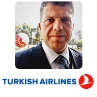 Erkay DEĞERLİ, Digital Services Vice President, TURKISH AIRLINES