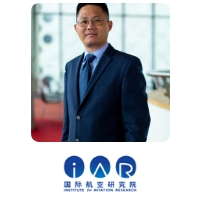 Zheng Lei | President | IAR - Institute for Aviation Research » speaking at World Aviation Festival