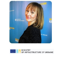 Iryna Koshel | Acting Head Of Reform Support Team | Ministry of Infrastructure, Ukraine » speaking at World Rail Festival