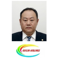Wenzhong Yang | Vice President | Guilin airlines » speaking at World Aviation Festival