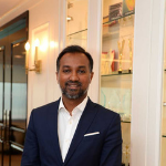 Ravindran Mahalingam, Senior Vice President - International Business, HGC Global Communications