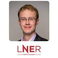 Eric Campbell-Westlind | Head Of Revenue Optimisation | LNER - London North Eastern Railway » speaking at World Rail Festival