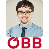 Jakob Lambert | Senior Strategist, Business Development | ÖBB-Personenverkehr AG » speaking at World Rail Festival