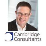 Tim Winchcomb, Head of Technology Strategy, Wireless and Digital Services, Cambridge Consultants Ltd