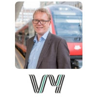 Arne Fosen | Executive Vice President, Trains | Vy » speaking at World Rail Festival