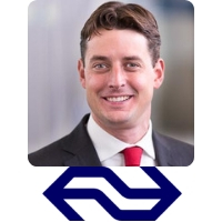 Sebastiaan De Wilde | Director Real Estate | NS Stations » speaking at World Rail Festival