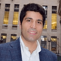 Mohsen Chitsaz at The Trading Show New York 2019