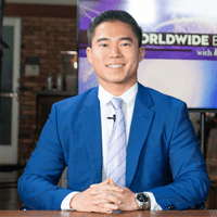 Kevin Kang at The Trading Show New York 2019