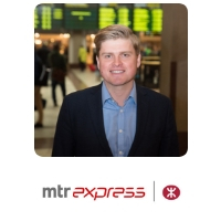 Mats Johannesson | Chief Executive Officer | MTR Express » speaking at World Rail Festival