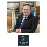 Ryan Flaherty | Managing Director | Serco Caledonian Sleeper » speaking at World Rail Festival