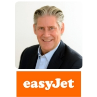 Johan Lundgren, Chief Executive Officer, easyJet