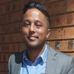 Mogan Padayachee | Executive Manager | Rand Water » speaking at Water Show Africa