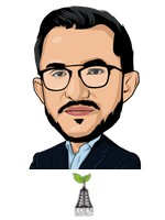 Ammar Alali | Co-Founder | Eden GeoTech » speaking at SPARK