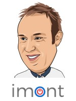 Nigel Pugh | Founder And Chief Executive Officer | Imont Technologies » speaking at SPARK