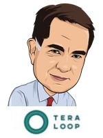 Ted Ridgway Watt | CEO | Teraloop » speaking at SPARK