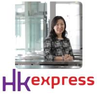 Mandy Ng | Chief Executive Officer | Hong Kong Express » speaking at World Aviation Festival