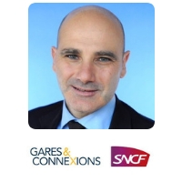 Fabrice Morenon, Chief Executive Officer, SNCF Hubs & Connexions