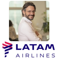 Dimitris Bountolos, Chief Digital Officer, LATAM Airlines