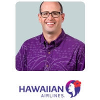 Avi Mannis | Senior Vice President Of Marketing | Hawaiian Airlines » speaking at World Aviation Festival